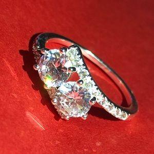 Fashion Diamond 💍 Ring size 8